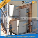 250kg home elevator vertical wheelchair platform lift for disabled people                                                                                                         Supplier's Choice