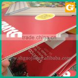 Cheap Flat Sheets Photo Display Boards, Corflute Sheet printing