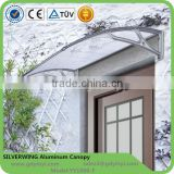 INQUIRY about DIY Aluminum balcony awning brackets for awning canopy with high quality support arms