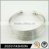 Fashion stainless steel engraved silver inspiration wide cuff bracelets bangles                                                                                                         Supplier's Choice