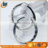 Factory Direct Wholesale Fashion Bulk Hoop Earrings