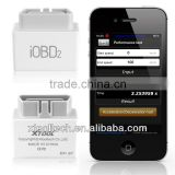 Xtool iOBD2 MFi BT bluetooth iPhone&Android supported auto diagnostic tool for all cars