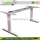 Electric office adjustable height standing up desk and workstation                                                                         Quality Choice