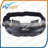 H1638 FLYSIGHT SpeXman One SPX01 FPV System 5.8G 32CH RX Front Facing HD Camera Headset Goggle