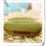 Cute Mini Hand Warmer Beanstalk 5200 Ma mobile power charging USB explosion-proof heater electric hand warmer