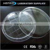 Sterile Petri Dish 65x15mm with counting area