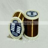 Enameled insulated silicon bronze alloy wire for sale