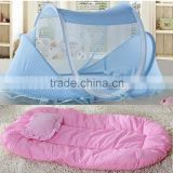 Baby Tent, Bed Playpen with mattress, Baby Mosquito Netting