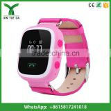Q60 kids gps watch anti lost sos button emergency phone