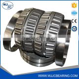 Four-roller AGC steel cold rolling mill	LM283649D/LM283610/LM283610D	Four Row Tapered Roller Bearing