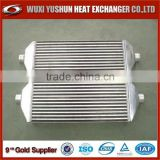 Gold Supplier Of 3003 Aluminum Plate Fin evo 3 intercooler kit