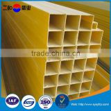 FRP GRP Square Tube 100x100 and 50x50 Custom Size Square Fiberglass Rod