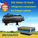 boyard refrigerating spare freezing units parts R404A compresor del refrigerador ce rohs oem for double door fridge