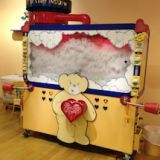 DIY toy stuffing machine teddy bear stuffing machine