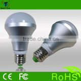 Microwave radar sensor led bulb light