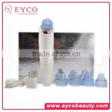 EYCO Microderm beauty device 2016 new product Diamond skin peeling Deep Pore cleaning Wrinkle removing microdermabrasion system