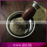 Hot professional badger hair shaving brush for men