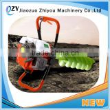 2016 zhiyou mini model ground Hole Drilling/cheap earth auger/hand manual earth soil auger(whatsapp:0086 15639144594)