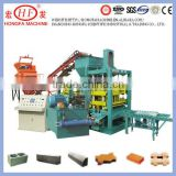 QT4-15B concrete brick making machine / Beton brick mould machine / sand brick making machine / hydraulic sand brick machinery