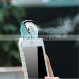 Lazy Mini Mobile Moisture Supplier Portable Facial Beauty Spay Moisturizer Humidifier For Wholesale