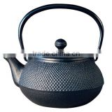 High Quality Iron Steel Kettle Goshin Tetsubin Arare Tesubin Japanse Cast Iron Tea Pots Made in Japan