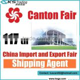 2015 117th China Guangzhou Canton Fair for Shipping Service with Agent