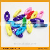 Wholesale Color Lock Metal Pins Plastic Safety Pin
