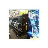 1.8M / 3.2M Eco Solvent Double Side Printer with Epson DX7 head to print Banner