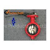 High Performance Lug Style Butterfly Valve Pneumatic Actuator For Water / Air