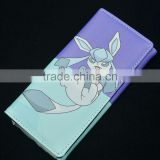 Pokemon Glaceon Cartoon Coin Purse Wholesale Japanese Anime Long Wallet