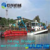 JLCSD500 Cutter Suction Dredger