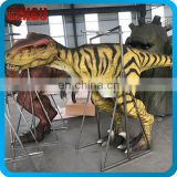 Playground Equipment Funny Animatronic Dinosaur Costume Puppet