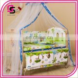 Hot selling high quality mosquite net wholesale cute princess bed canopy