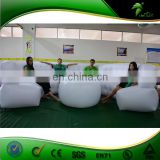 New Fashion Frenzy Home Decoration Inflatable Sofa Bed Furniture Trade Show Advertising Inflatable Furnishing PVC Balloon