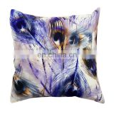 100% Polyester digital printing Custom design Sofa Pillow Gift