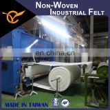 Heat Resistant Polyester Non-Woven Industrial Felt