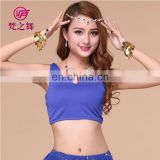 Sexy dance tops Belly dance tops Practice dance top New belly dance tops S-3069#