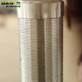 6 5/8'' 316L Stainless Steel Johnson Wedge Wire Screen for Water Filter