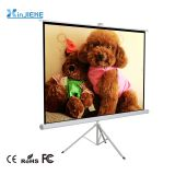 1:1 4:3 16:9 Format Outdoor Portable Tripod Projector Screen