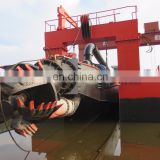 HL 500 3500 m3 /h hydraulic cutter suction dredger