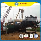 China HIGHLING brand HL550 Cutter Suction Dredger (22 inch 5000m3/h )