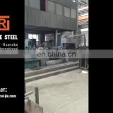 50mm x70mm galvanized rectangular steel pipe, erw carbon welded galvanised steel tube zinc coating 40g/m2