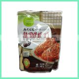 Korean Kimchi packaging bag