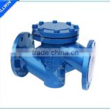 ductile iron lift type non-return valve