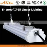 High power waterproof, dust proof, explosion proof IP65 36w 45w 1.2m LED tri-proof light