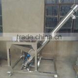 stainless steel flexible spiral screw conveyor