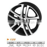 alloy wheel,VW 15""