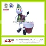 yiwu christmas decoration snowman decor