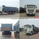 Shacman dump truck 20 tons, china dump truck, 10 wheels dump truck.
