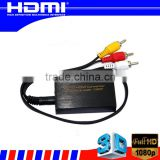 Hot new products av rf converter 1080p